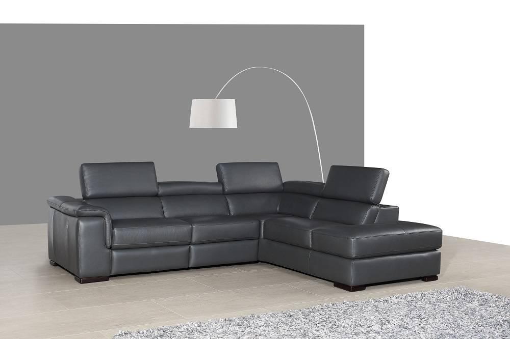 Unique Corner Sectional L-shape Sofa Des Moines Iowa