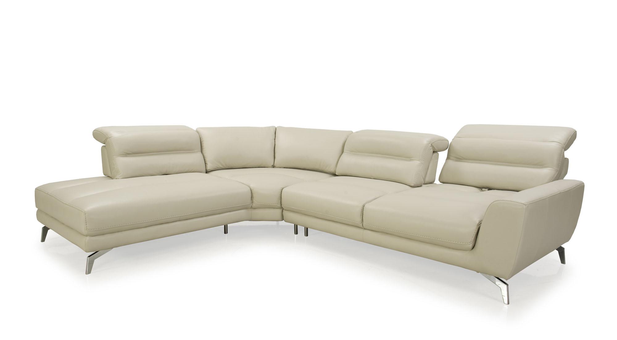Astounding Advanced Adjustable Top Grain Leather Sectional Creativecarmelina Interior Chair Design Creativecarmelinacom