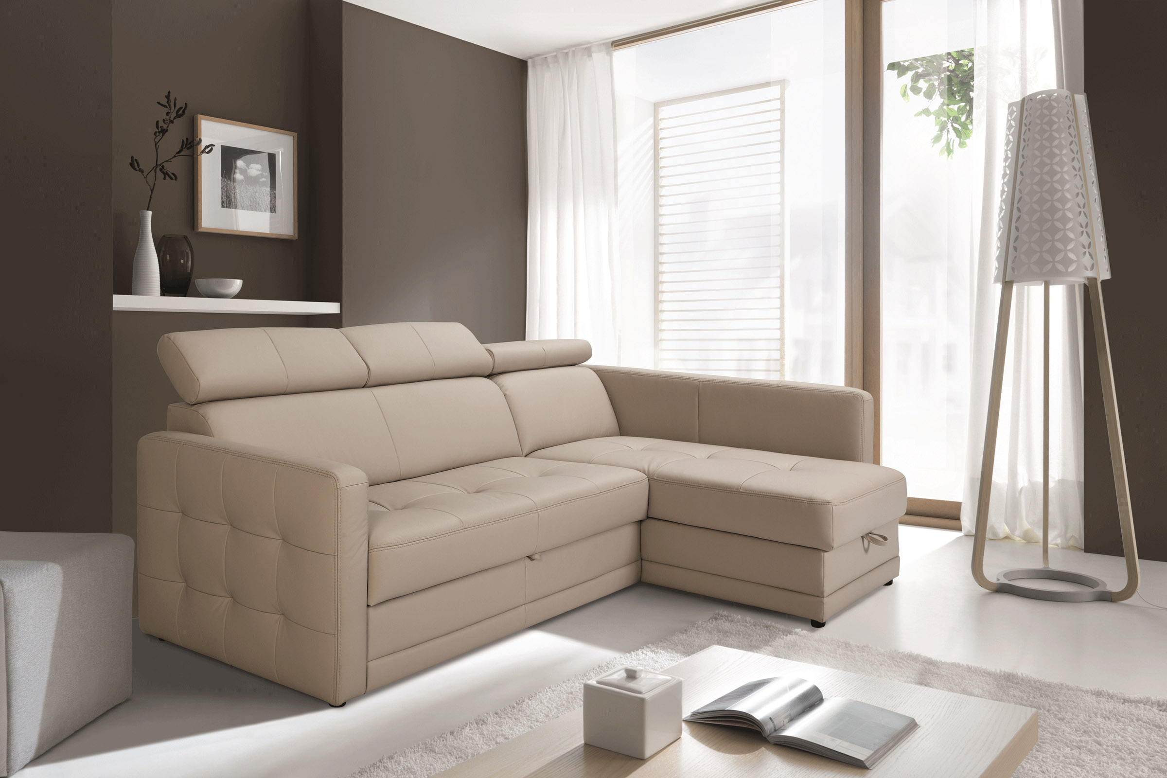 Exclusive Italian Sectional Upholstery Charlotte North Carolina ESF ...