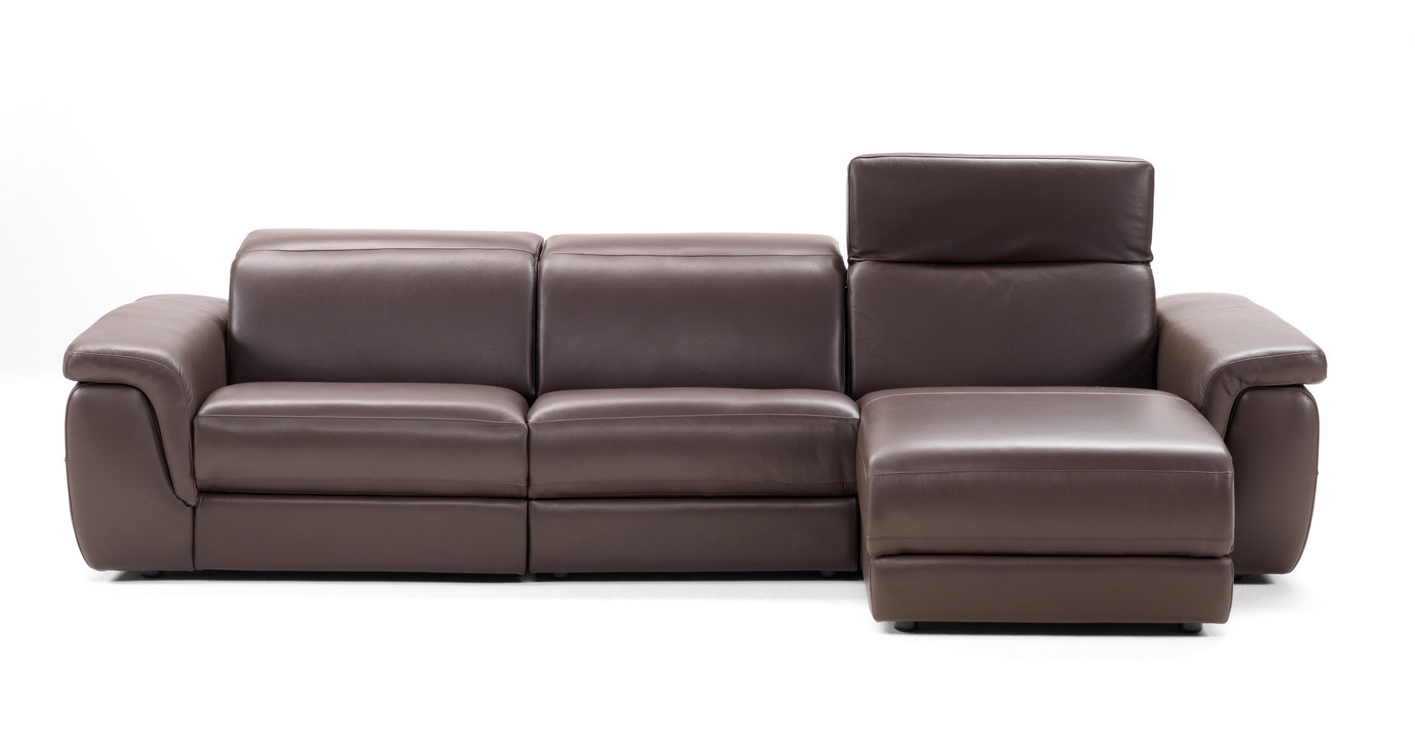 Lounge Style Brown Contemporary Sectionals Set Baltimore