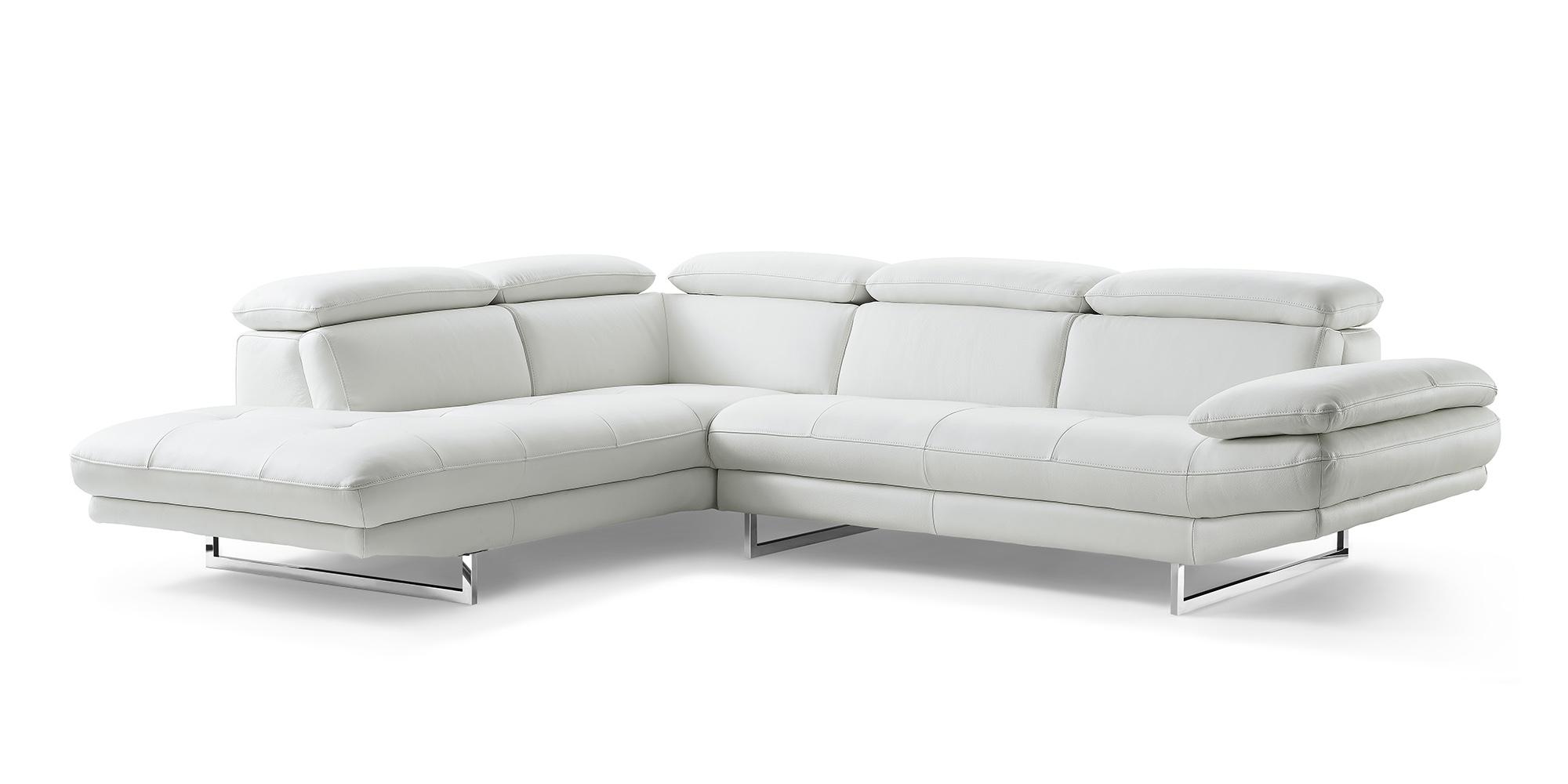 Adjustable Advanced Tufted Corner Sectional L-shape Sofa ...
