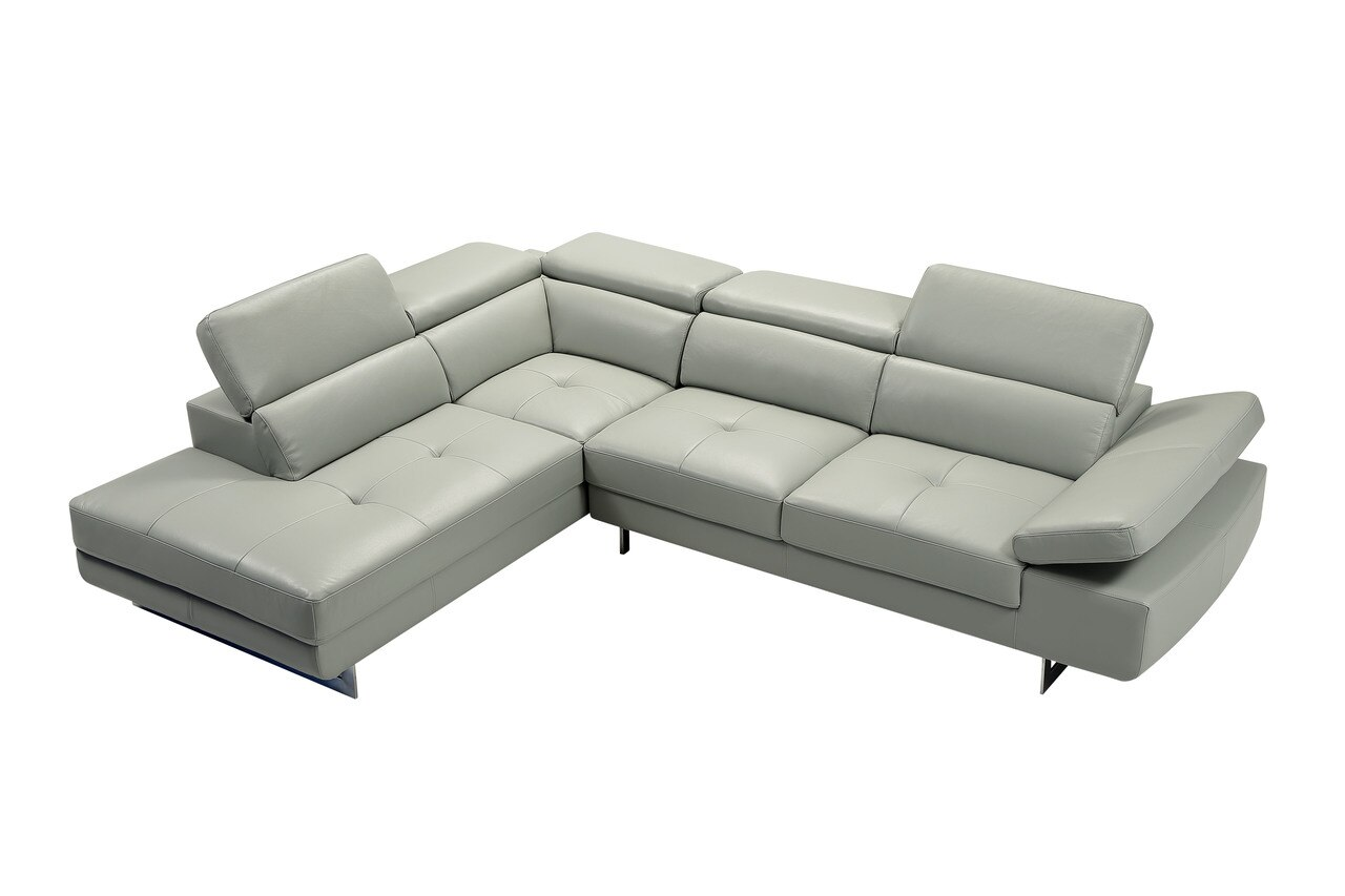 Advanced Adjustable Corner Sectional L-shape Sofa - Click Image to Close