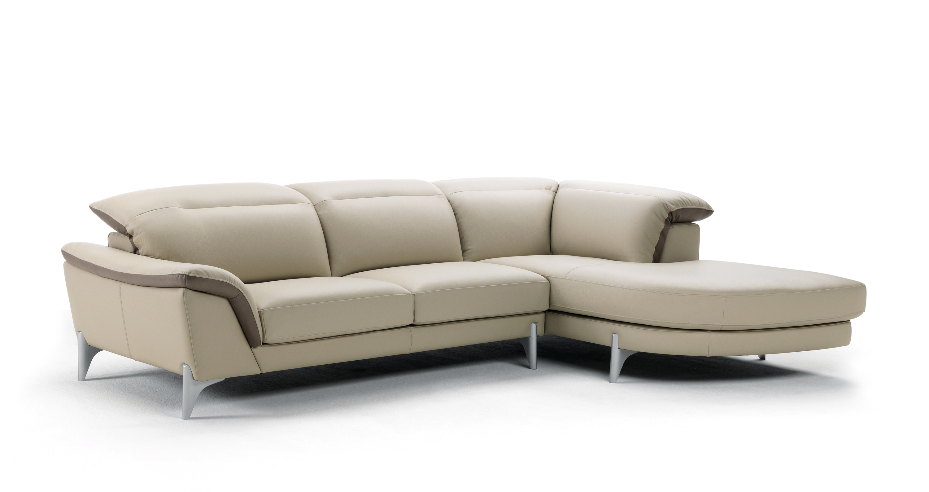 Genuine Leather Sectional With Chaise 187 Thousands Pictures