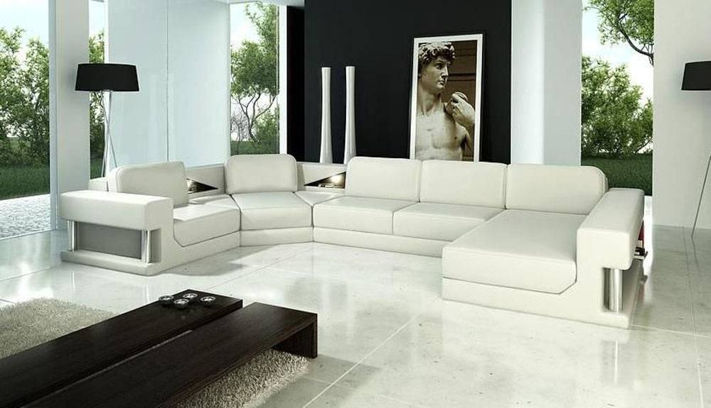 Cool High Class Covered In Half Leather Sectional Gmtry Best Dining Table And Chair Ideas Images Gmtryco