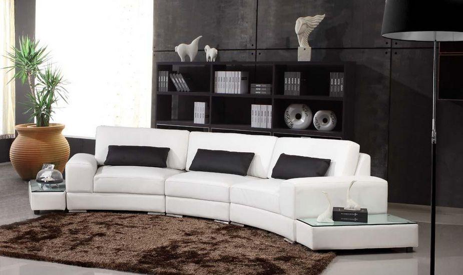 High End Leather Upholstery Corner L Shape Sofa Santa Ana California V525