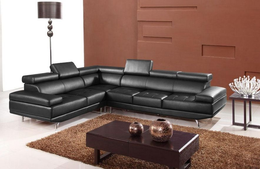 Luxurious Living Room Bonded Sectional Colorado Springs ...