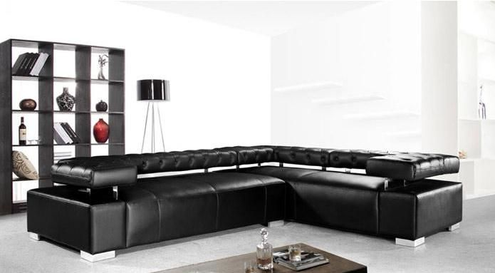 Advanced Adjustable Tufted Designer Full Italian Sectional