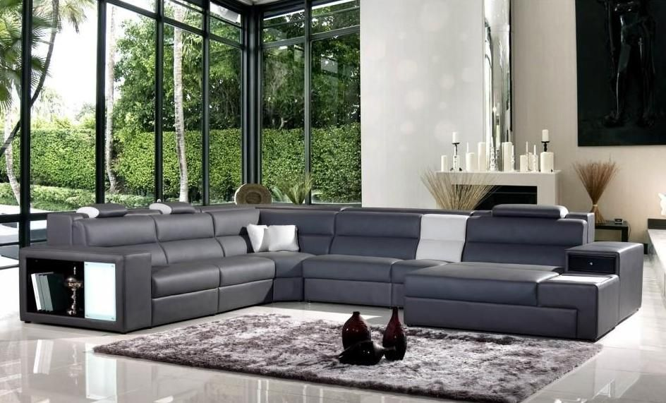 exotic half leather sectional with chaise new orleans