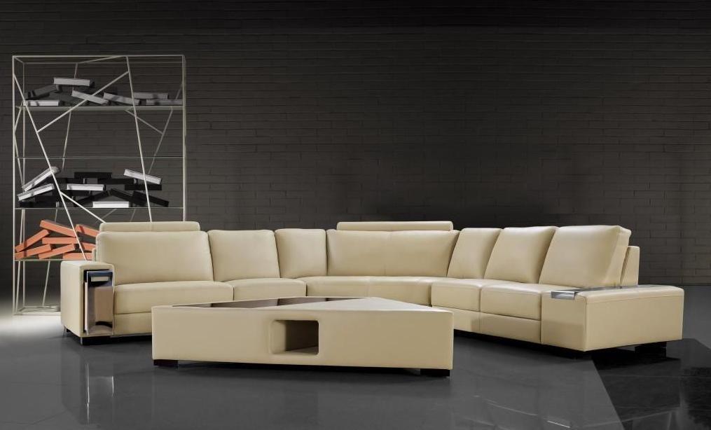 Advanced Adjustable Corner Sectional L-shape Sofa New ...