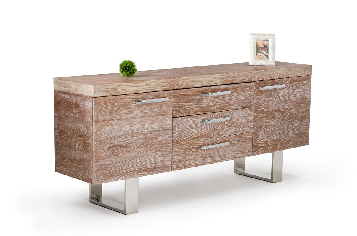 Metal handles kitchen buffets and sideboards san francisco for Buffets sideboards