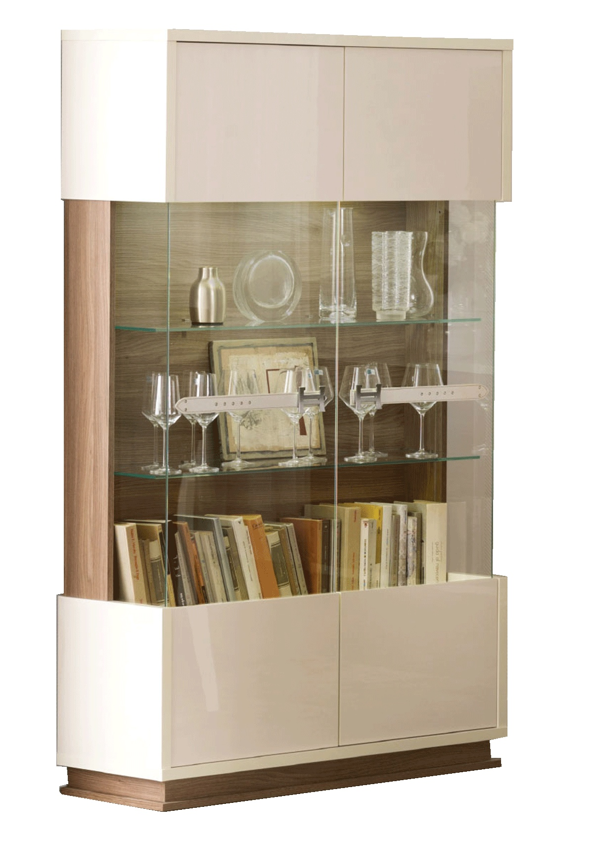 Contemporary China Cabinet Made in Italy