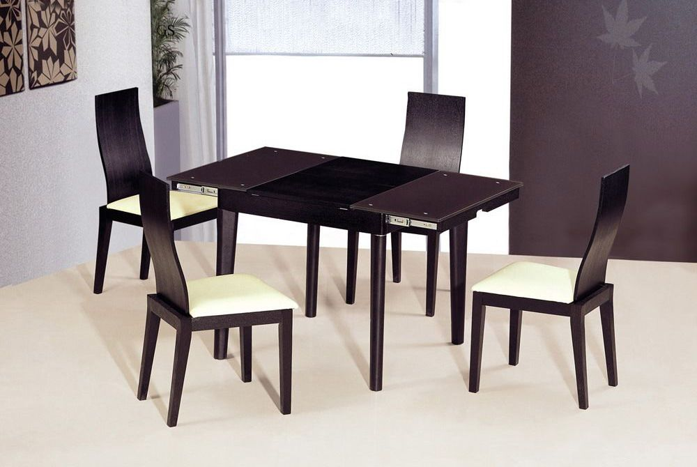 Modern style graceful dining room furniture anchorage for Furniture anchorage