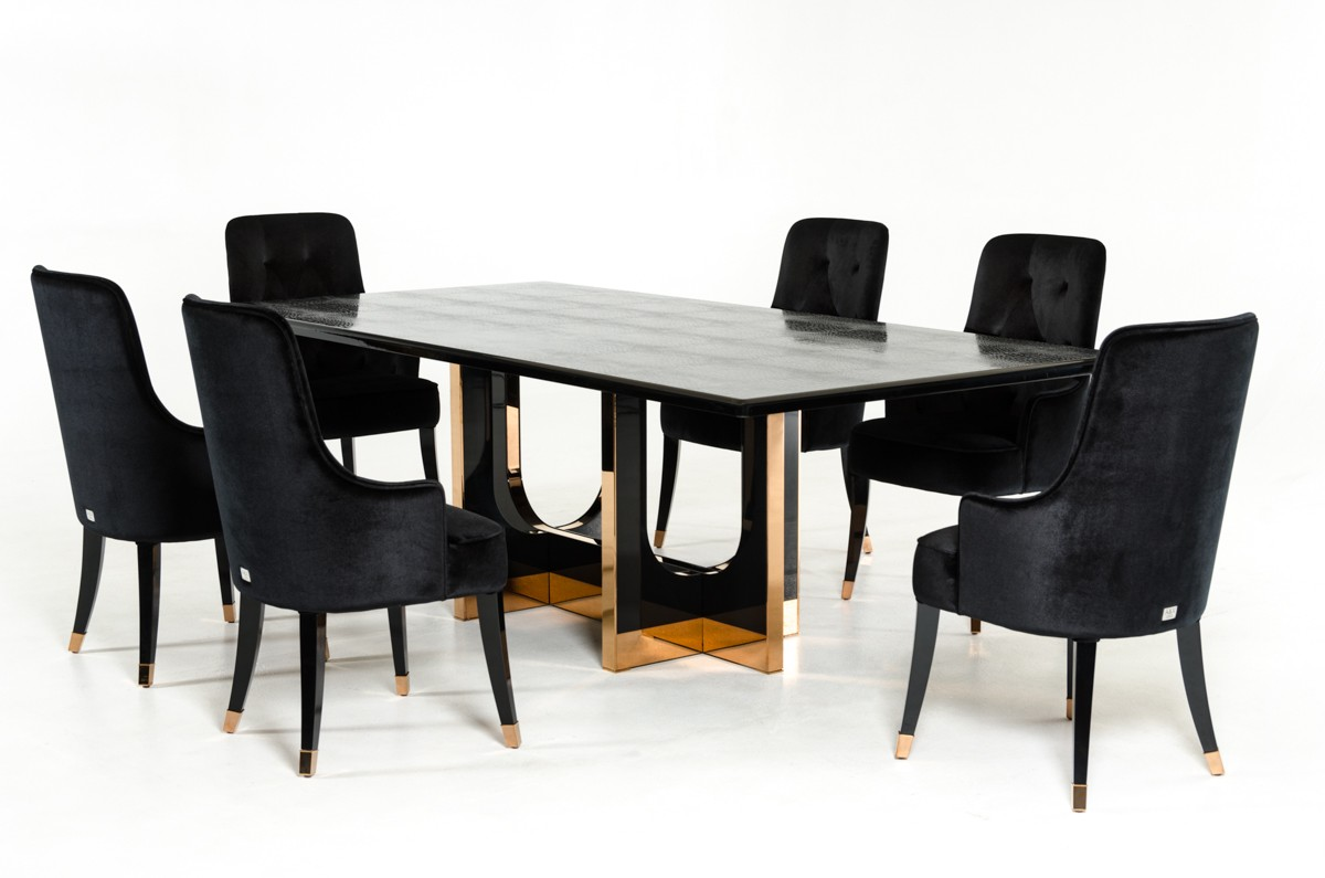 Kitchen Table Sets With Fabric Chairs