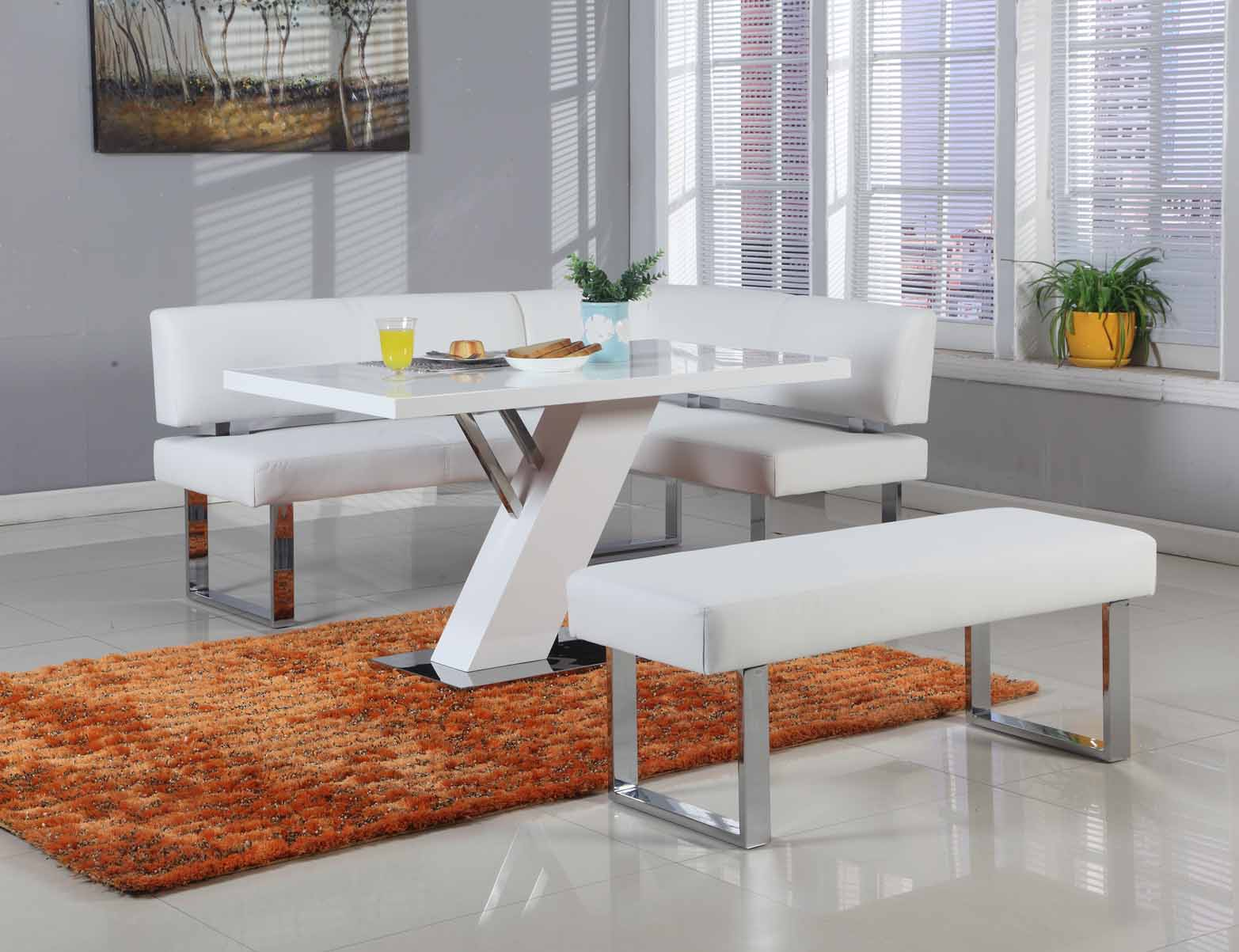 High Class Kitchen Dinette Sets Fresno California Chlinden