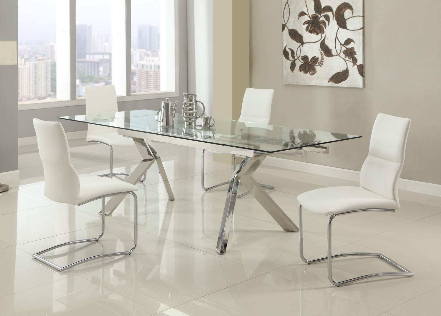Extendable dining room furniture dinette winston salem - Bedroom furniture made in north carolina ...