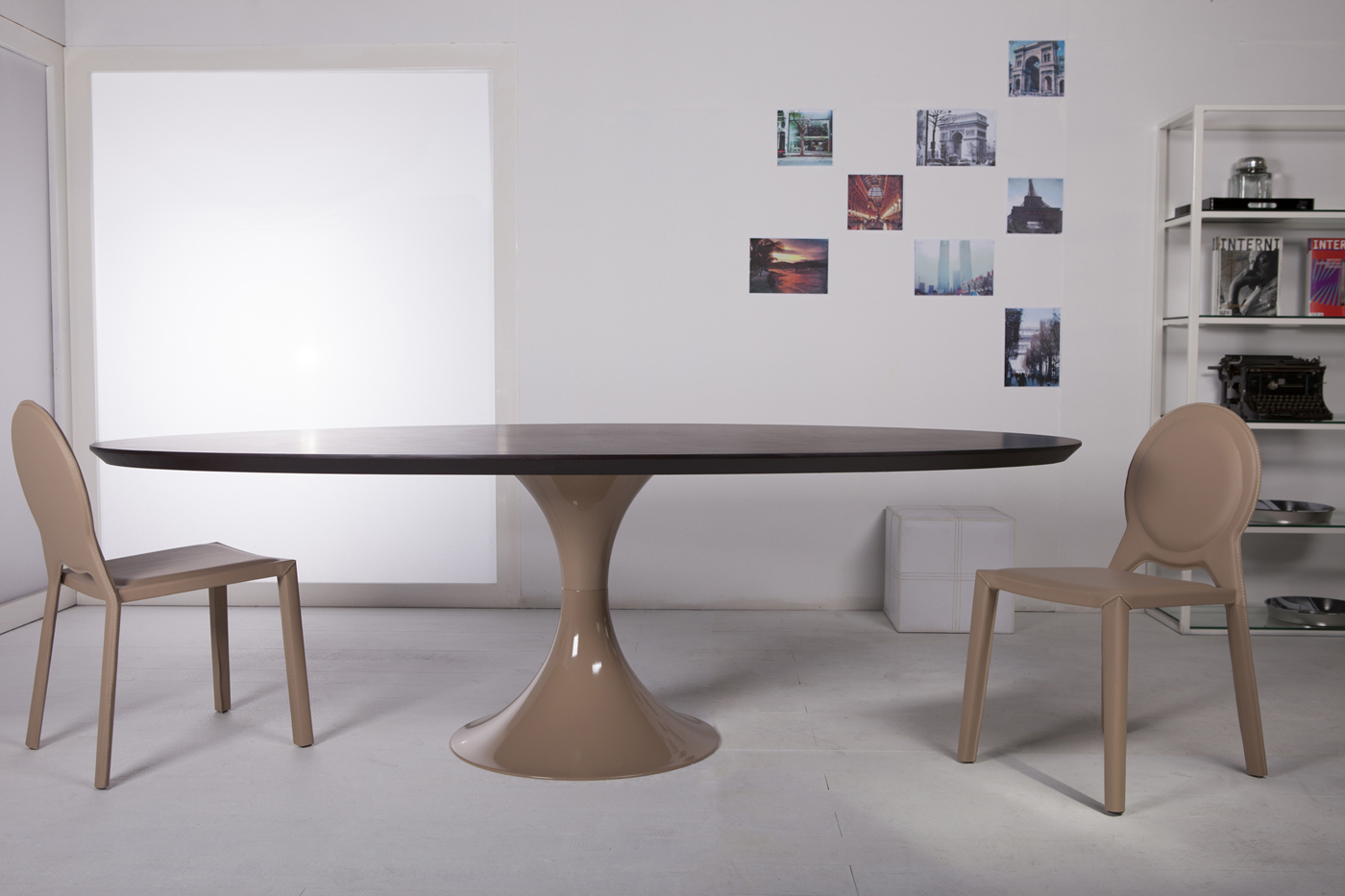 contemporary brazilian lacquered dining table birmingham