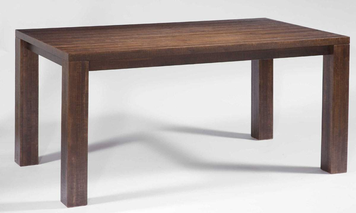 Exclusive kitchen dining tables and suits in many for Wood modern dining table