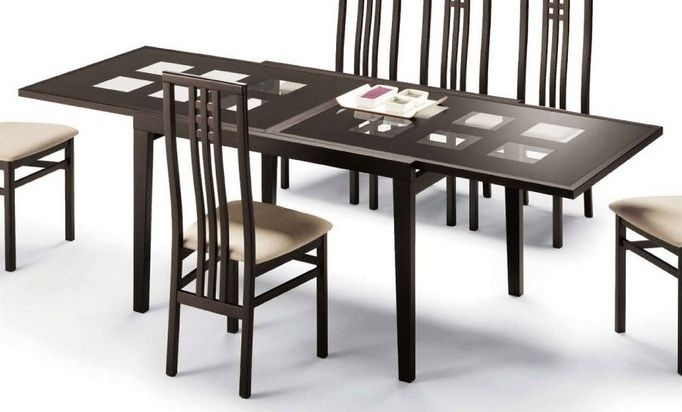 Oval Glass Top Dining Table Set Minimalist Home 20162017 : esf pokercap diningtable from home-interior-models.blogspot.com size 682 x 412 jpeg 38kB