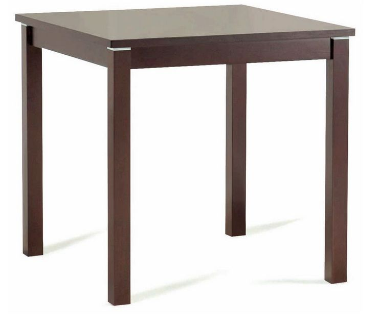 Contemporary Square Breakfast Table Sunnyvale California NS211