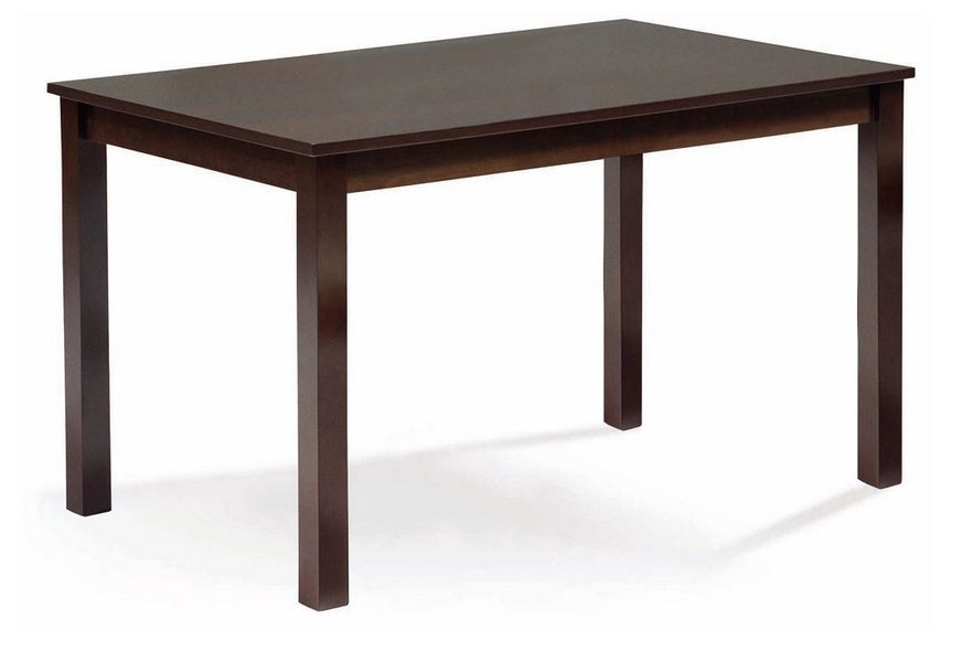 walnut solid wood small dining table thousand oaks