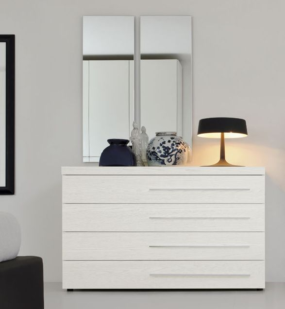 Contemporary italian dresser with color options prime classic design modern italian and luxury No dresser in master bedroom