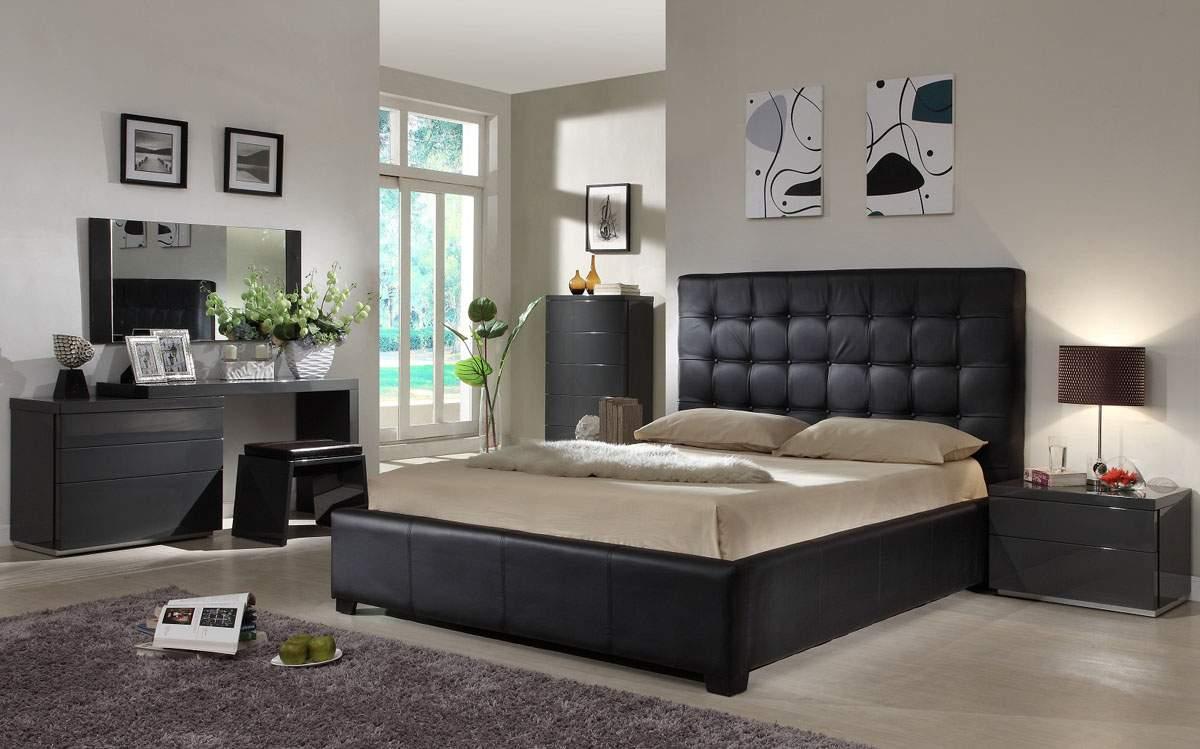 Quality platform bedroom set with extra storage memphis - Platform bedroom sets with storage ...