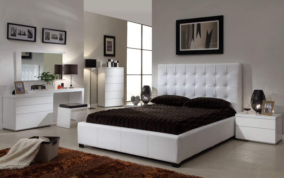 Quality Leather Designer Furniture Collection with Extra Storage ...