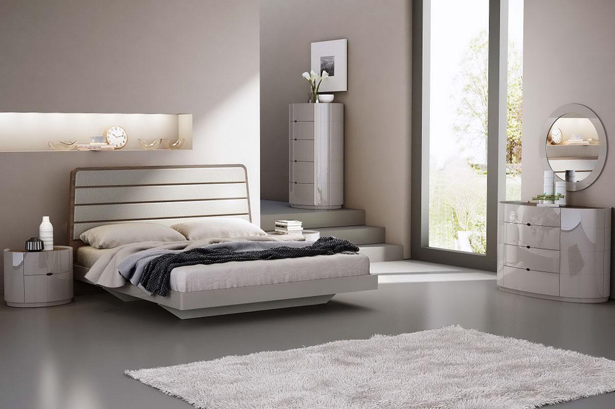 Elegant Quality Contemporary Platform Bedroom Sets Kansas