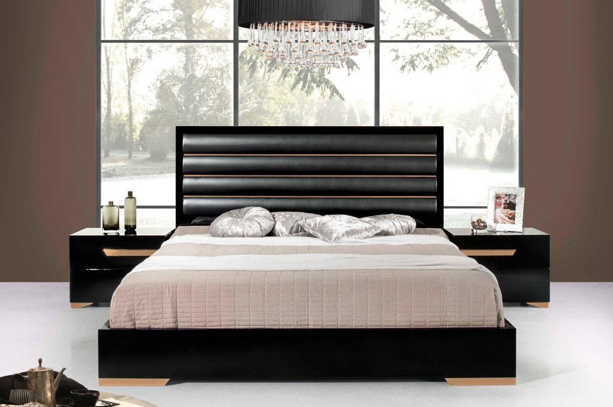 Rose Gold White And Black Bedroom Novocom Top