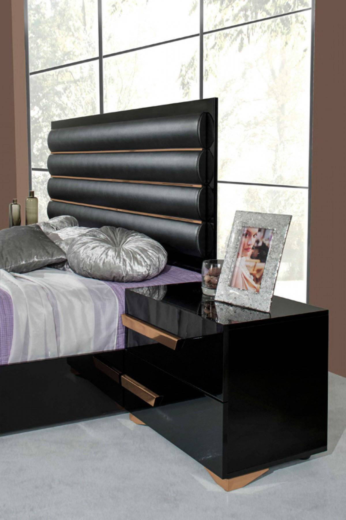 Made in Italy Quality Modern Contemporary Bedroom Designs - Click Image to Close