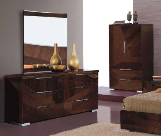 Made In Italy Wood High End Contemporary Furniture In