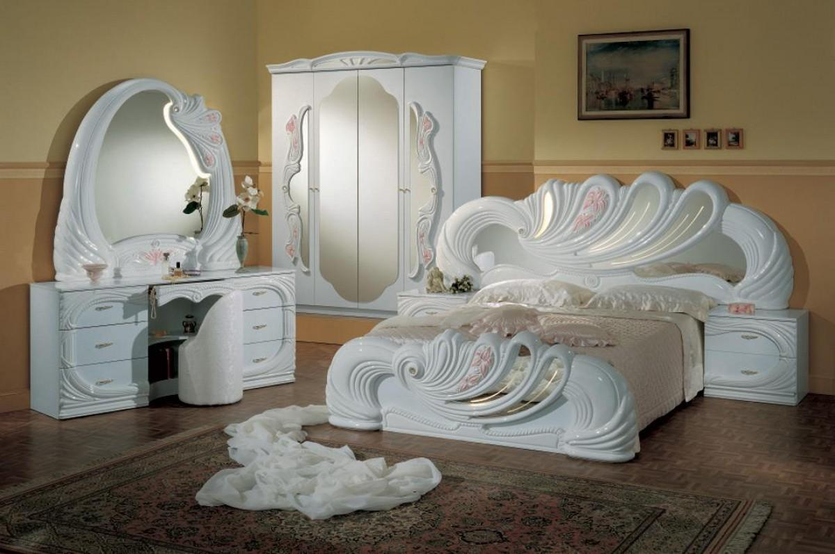 Sku 254810 Made In Italy Quality Contemporary Modern Bedroom Sets