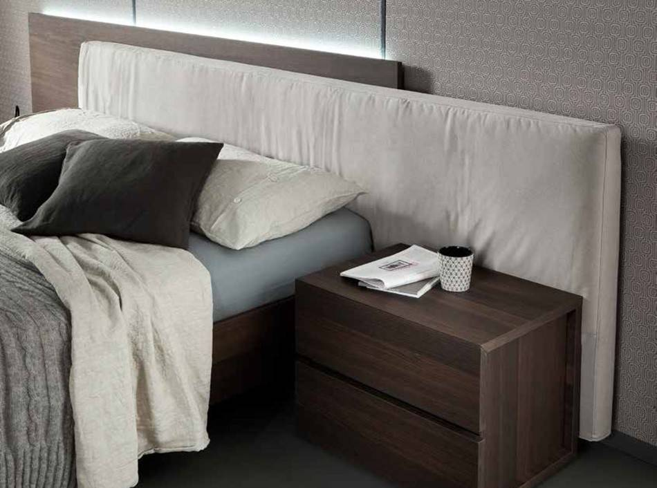 Made In Italy Wood Modern Contemporary Bedroom Sets San Diego - Rossetto furniture