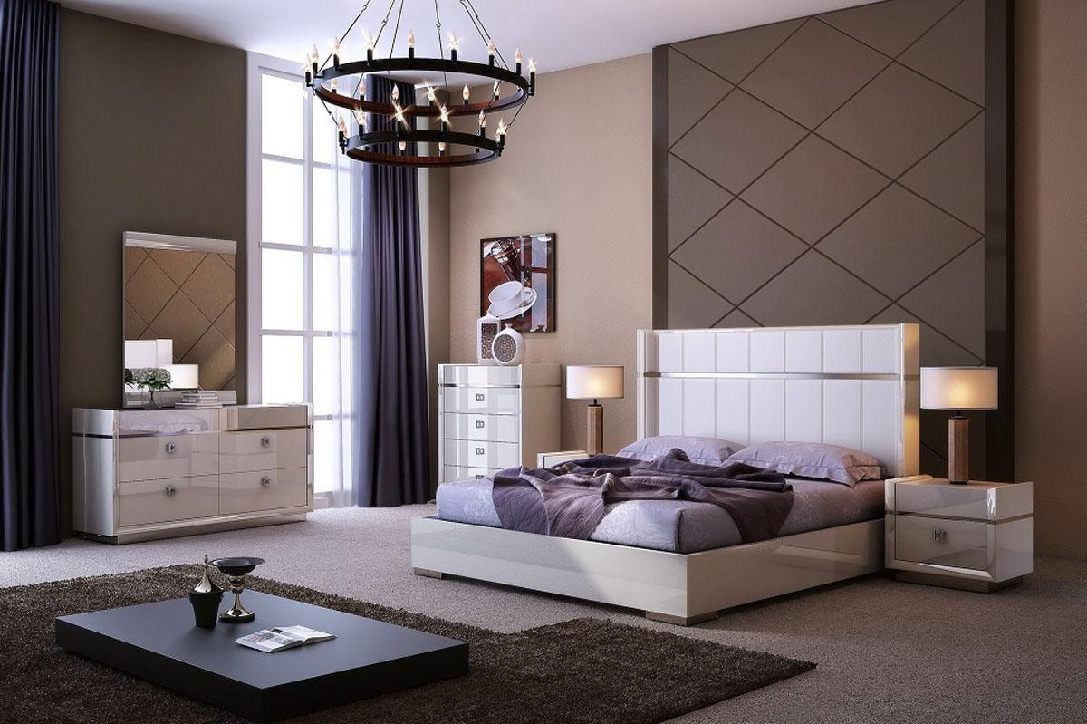 Exclusive Quality High End Bedroom Furniture With Extra