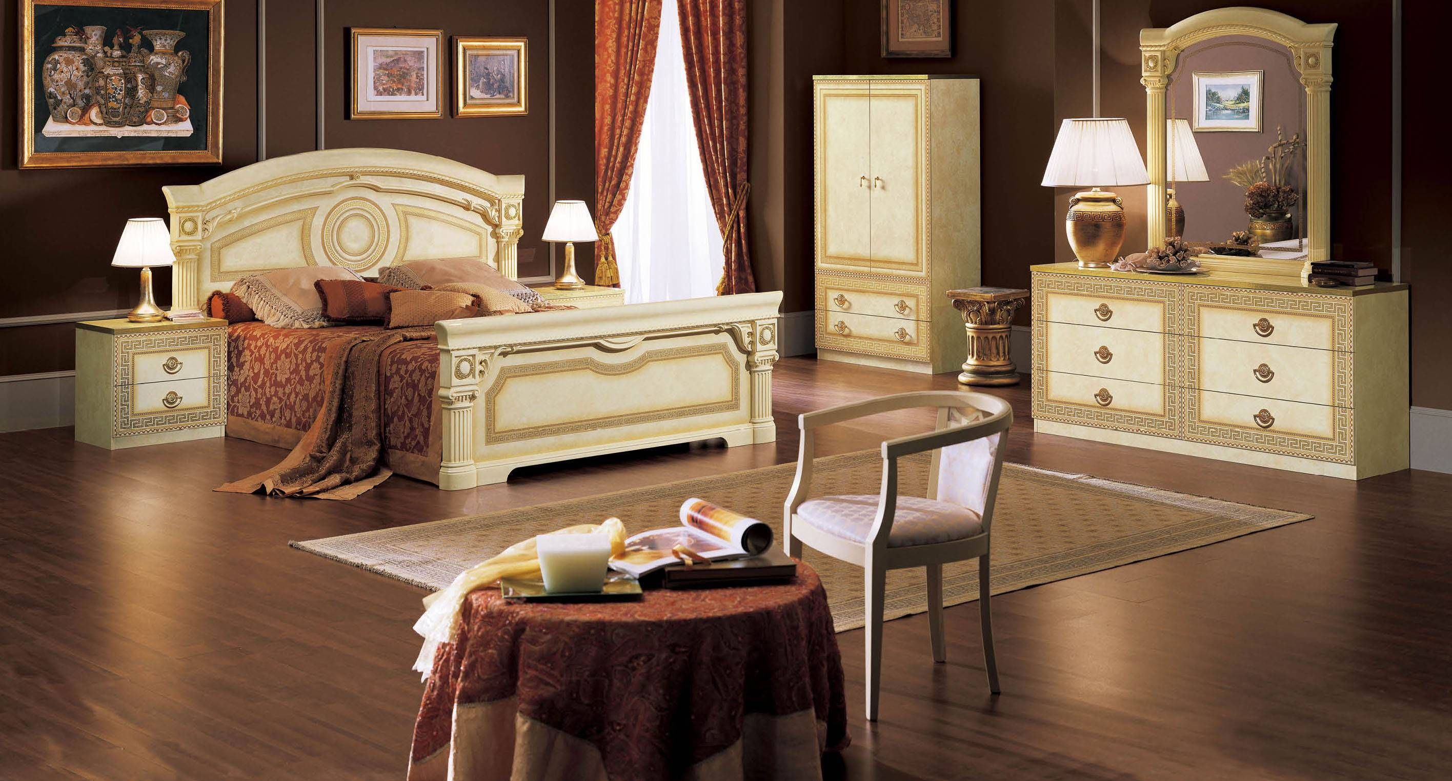 Made in italy quality high end classic furniture set for Italian furniture