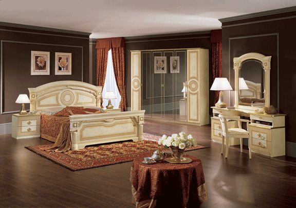 Made In Italy Quality High End Classic Furniture Set Fremont California Esfaida