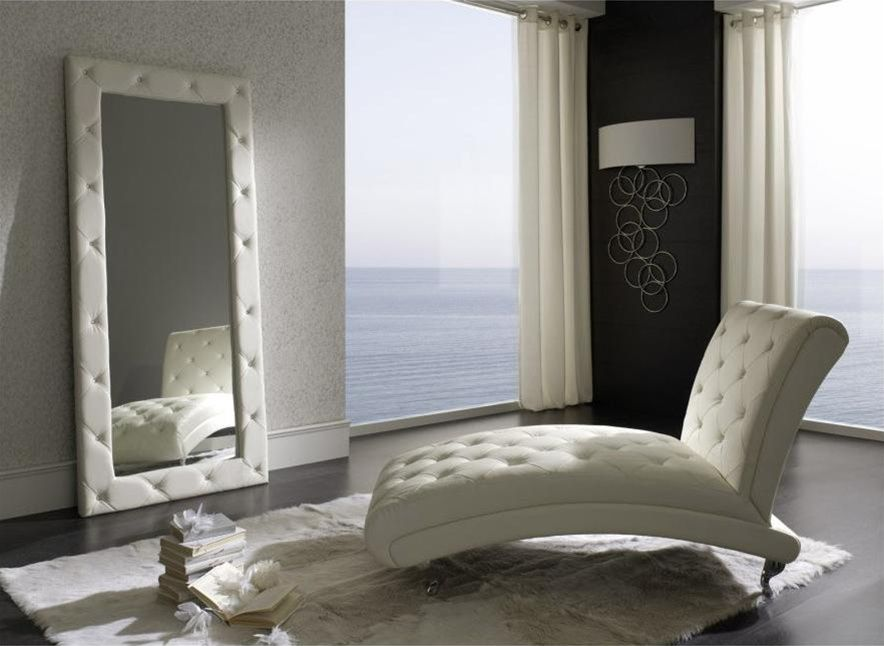 Made in Spain Leather Luxury Modern Furniture Set with
