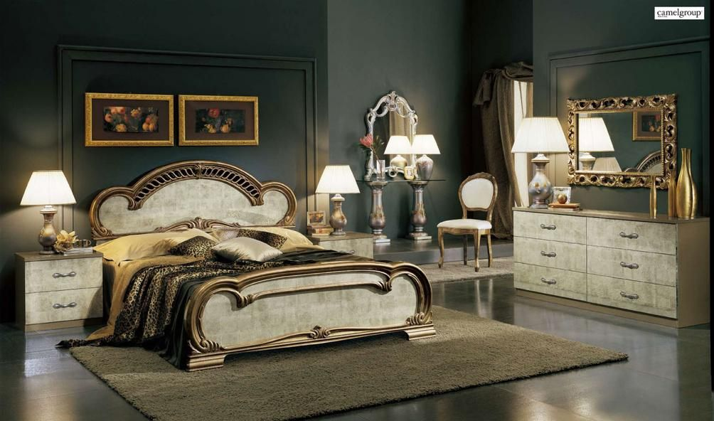 made in italy wood luxury elite furniture set aurora illinois esf