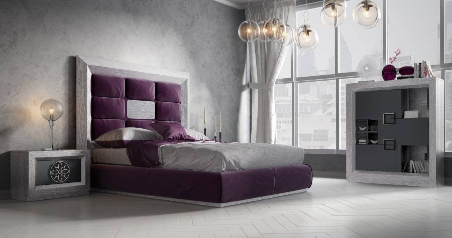 Overnice Quality Modern Design Bed Set