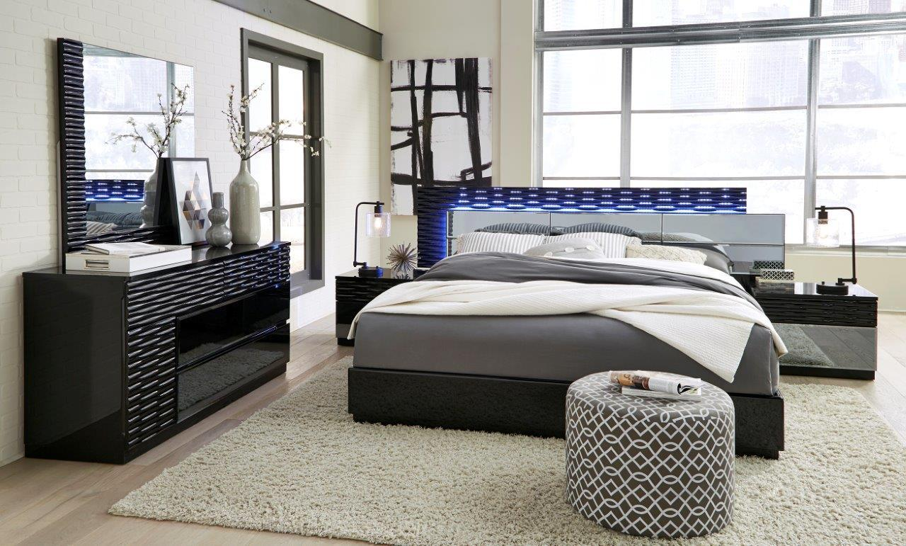 Exclusive Quality Luxury Bedroom Set San Diego California