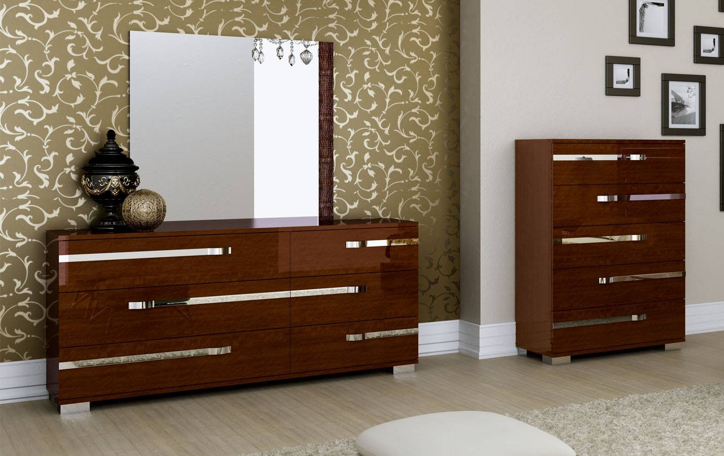 made in italy leather high end modern furniture with extra storage milwaukee wisconsin ah volare. Black Bedroom Furniture Sets. Home Design Ideas