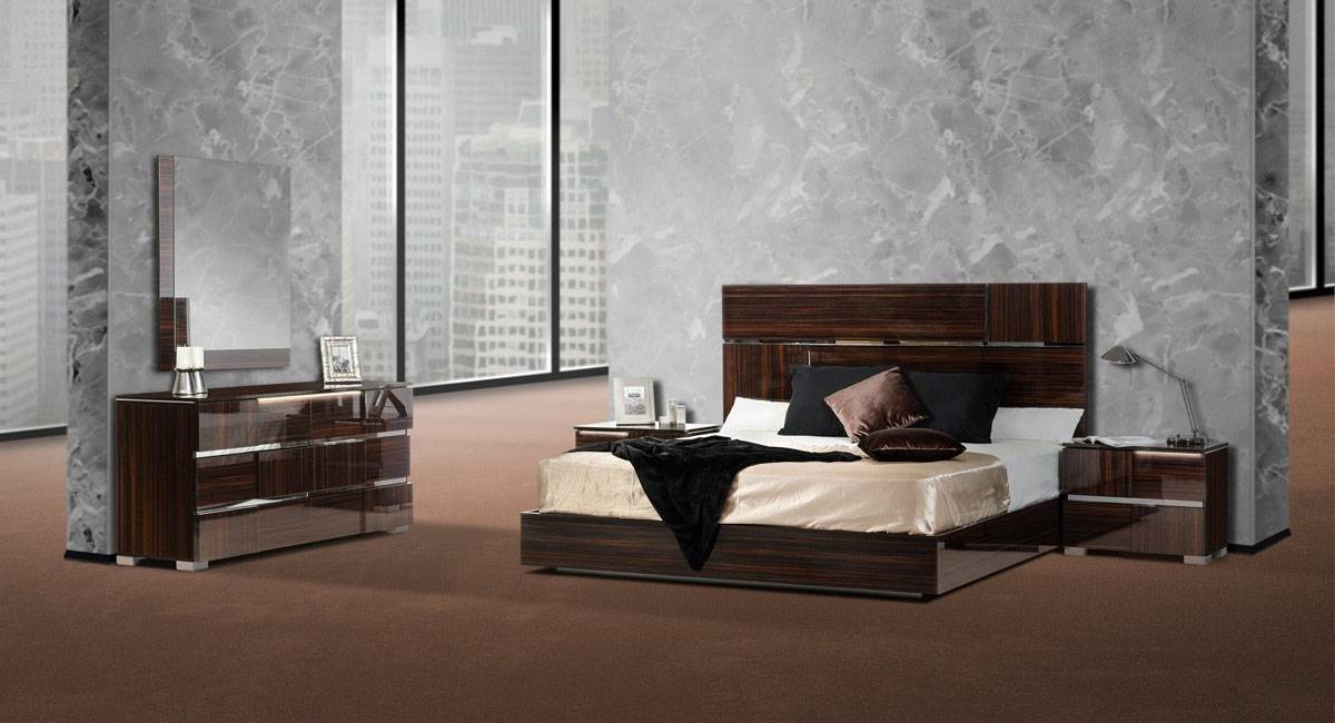 Made in Italy Wood Luxury Elite Bedroom Furniture Washington DC V ...