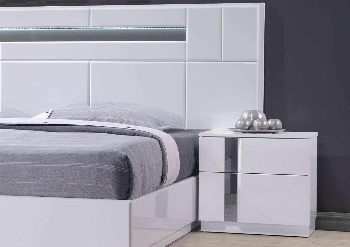 modern bedroom sets los angeles california j m furniture palermo