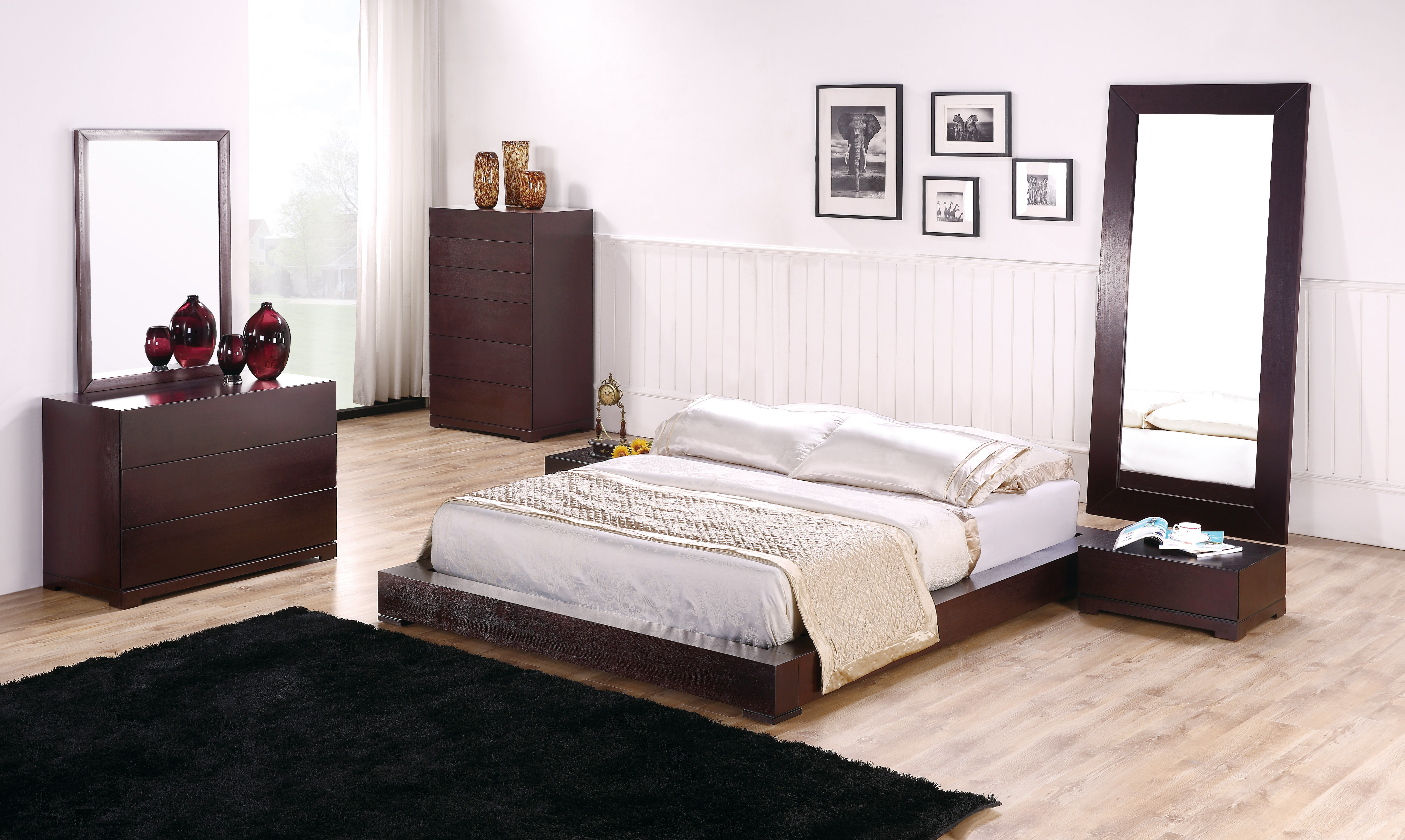 Exclusive Wood Designer Bedroom Sets Fort Wayne Indiana Bh Zen