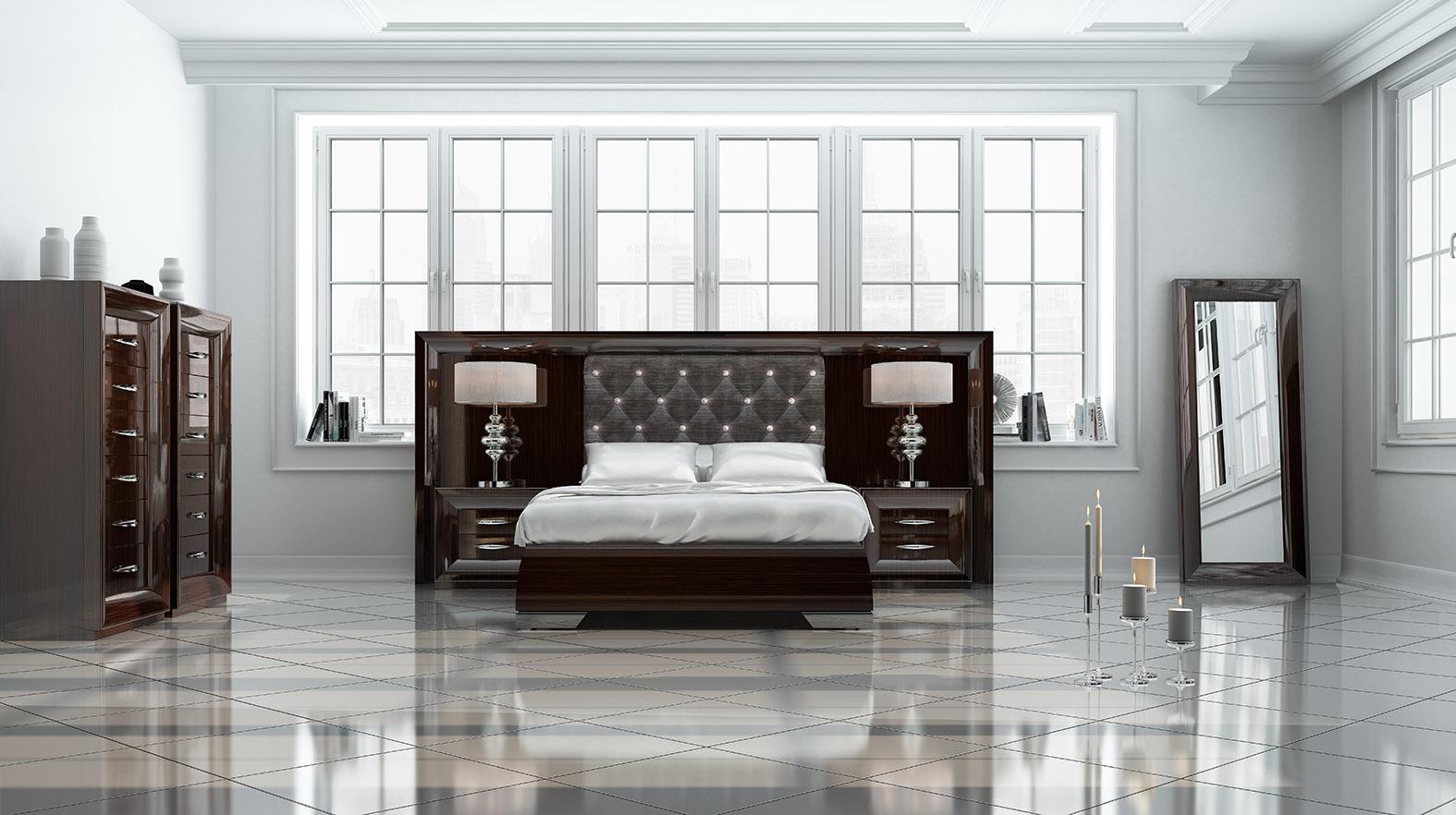 High End Modern Furniture: Extravagant Wood High End Contemporary Furniture