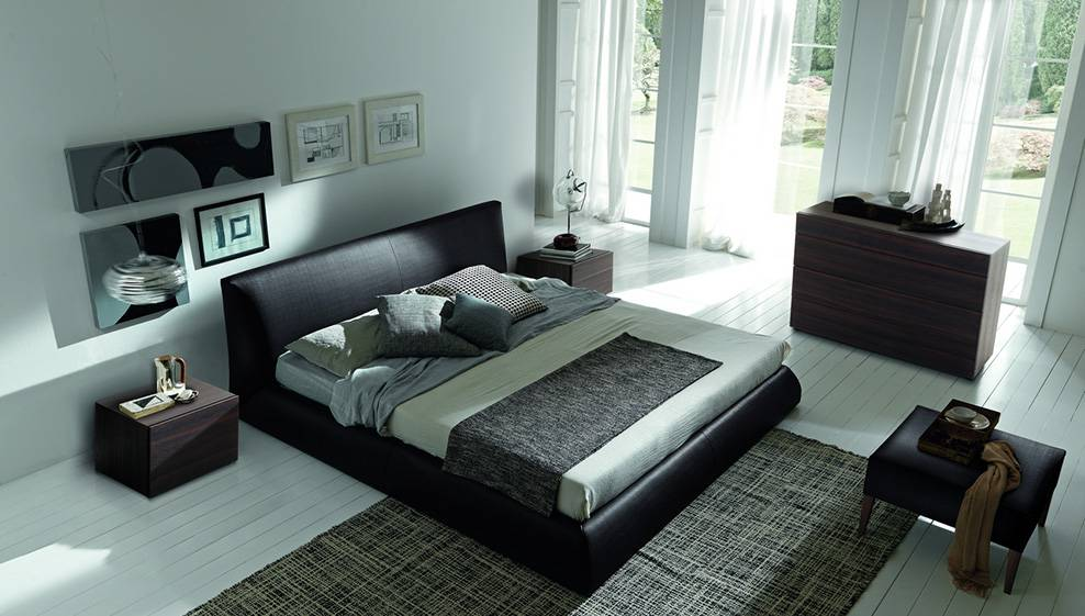 The Luxury Monique Bed And Nightstand Collection ·  Https://www.primeclassicdesign.com/images/modern Italian