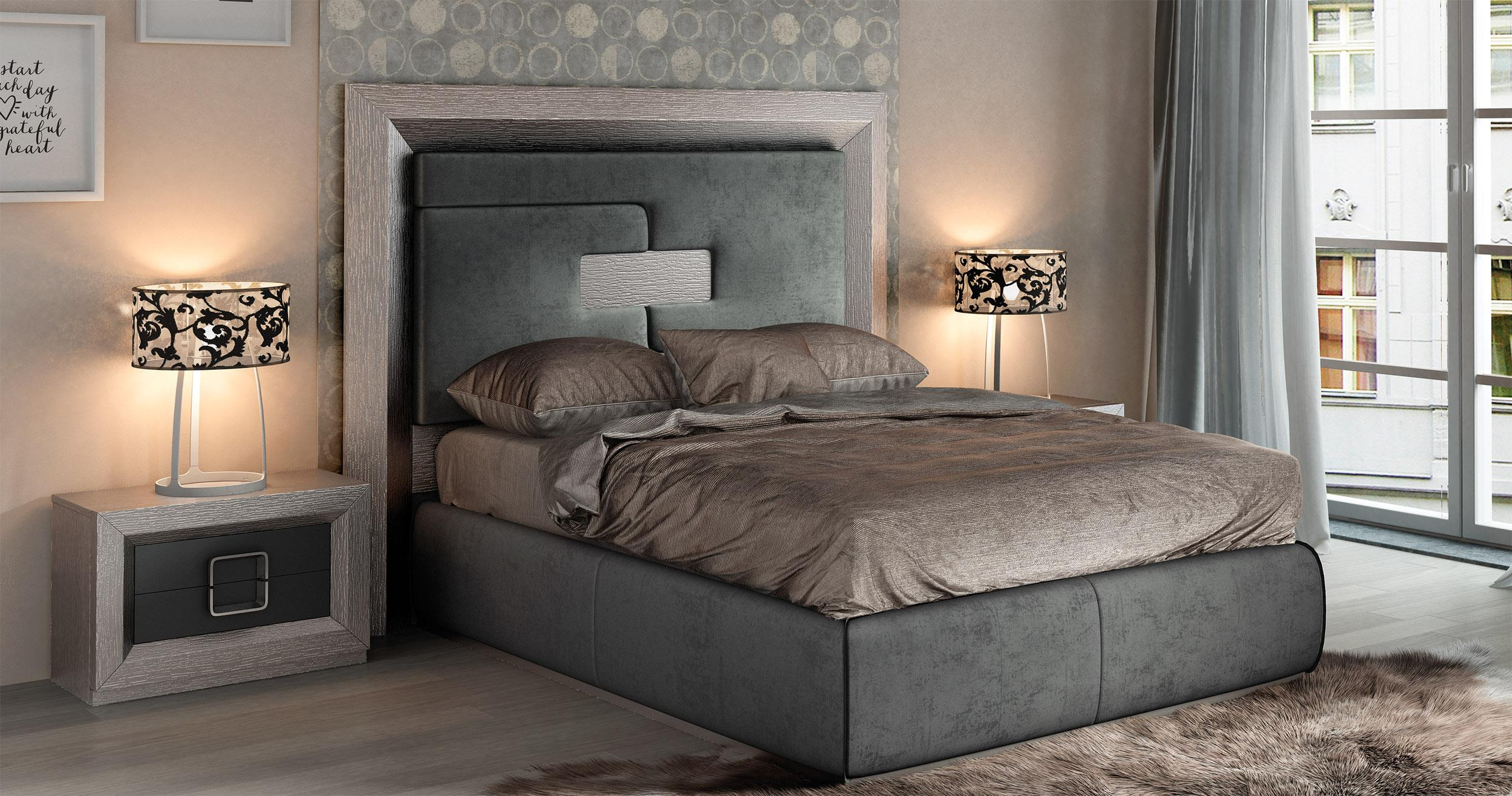 Made in Spain Quality Elite Modern Bedroom Sets with Extra Storage - Click Image to Close