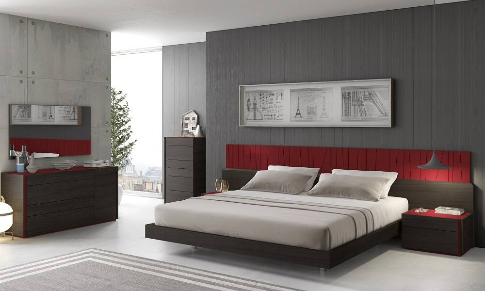 Made In Portugal Contemporary Modern Bedroom Sets Phoenix Arizona J M Fur