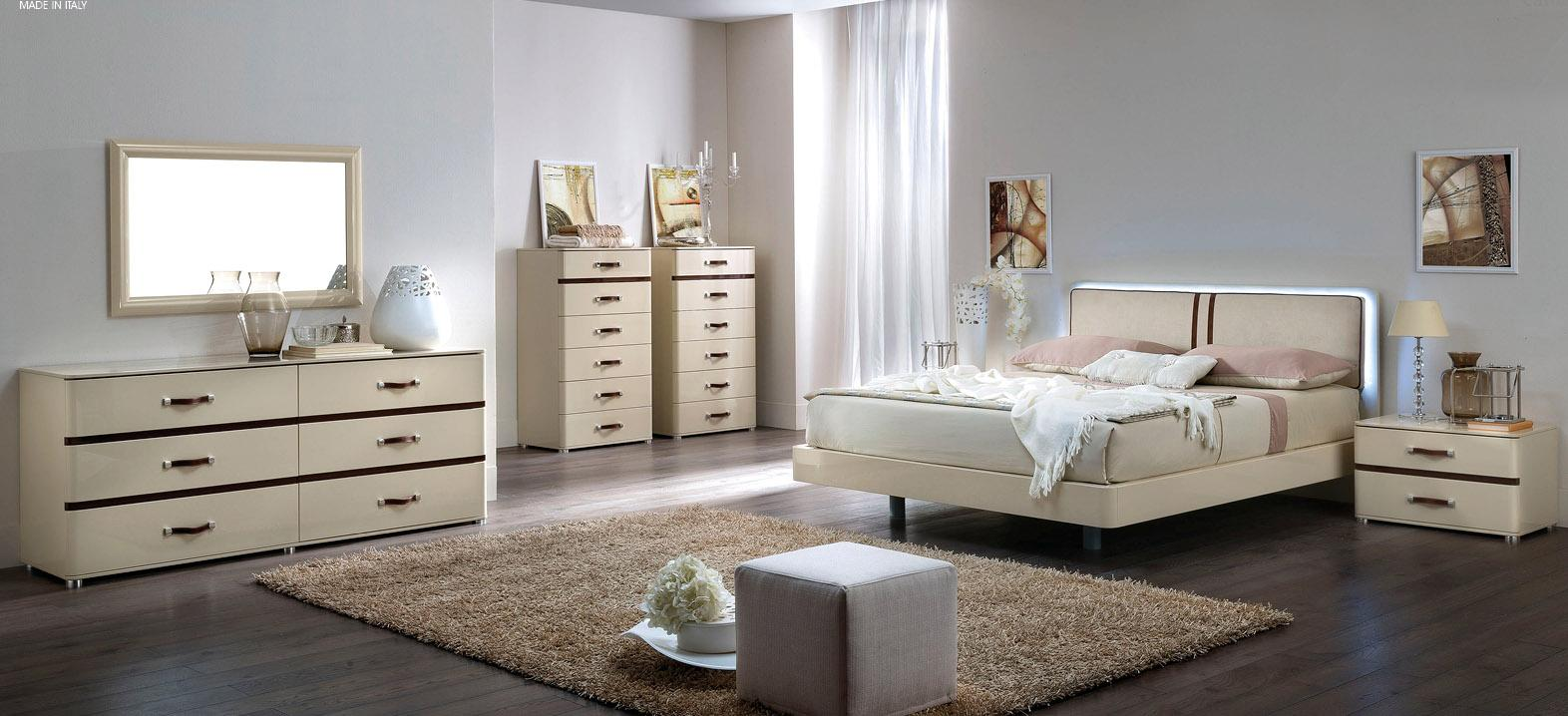 Italian Quality Elite Design Furniture Set With Optional