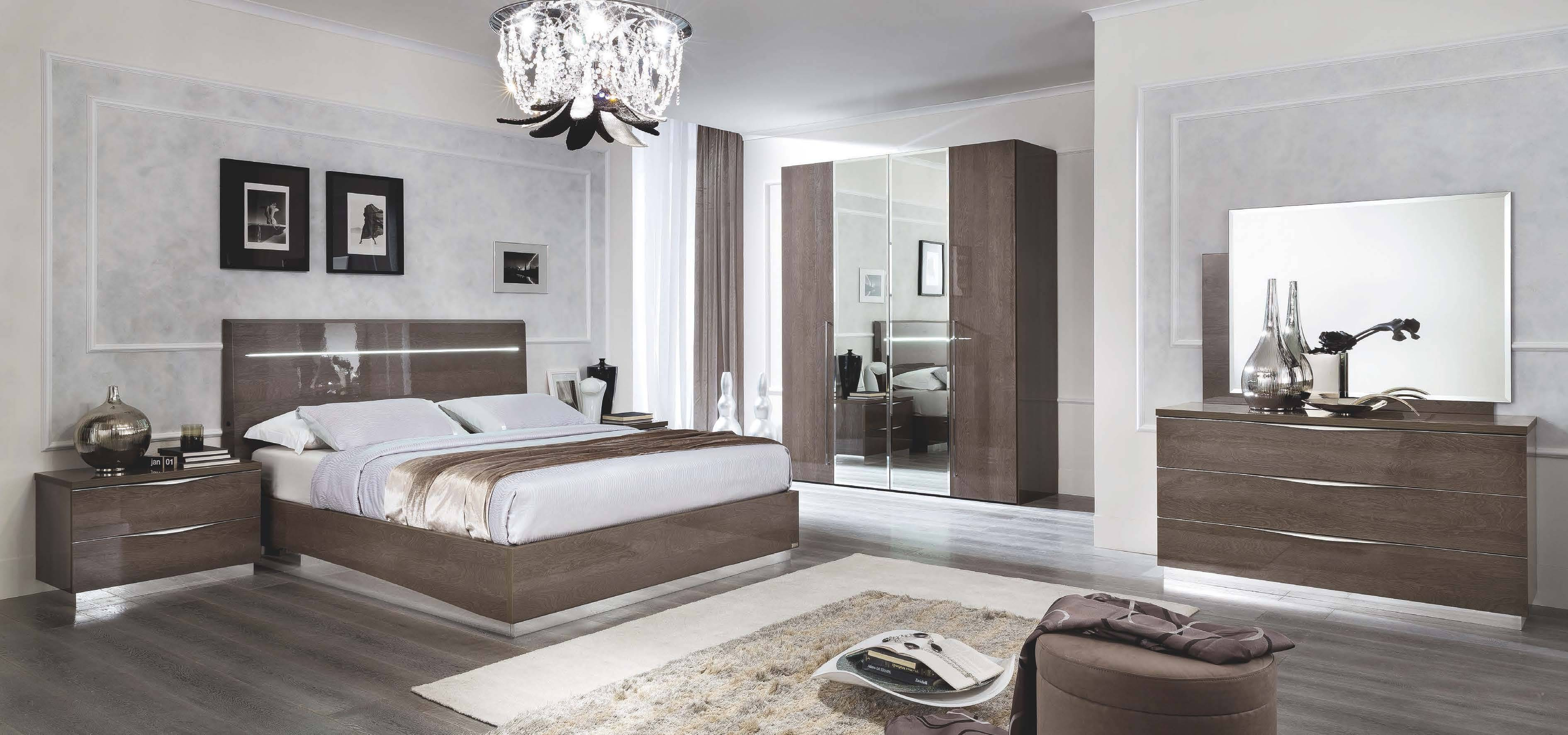 Made in italy quality high end bedroom sets san jose for Italian bedroom furniture